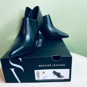 Simply Vera Vera Wang Genuine Leather NWB Boots